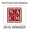 NACM Technology award image