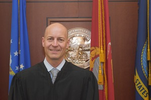 Judge Michael D. Wentzell